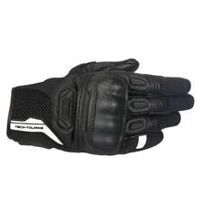 Guanti in pelle con vented per motociclista taglia XL