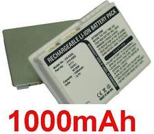 Batterie 1000mAh type H11S22 K158R X1111 Pour Dell Axim X3