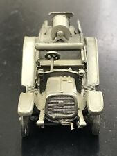NEW IN BOX Franklin Mint Pewter Fire Engines of the World Delahaye Rescue Truck