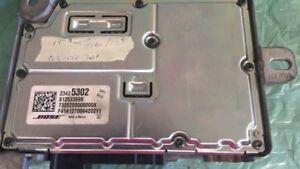 2015-2017 Cadillac Escalade Bose Amplifier power amp 23425302