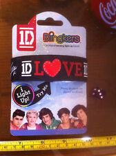 1D One Direction Blingkers Wrist Band Light Up Claire's Accessories £5.50 RRP B