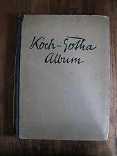 Antik Koch Gotha Albumbücher 200 Zeichnungen Georg Hermann 1913