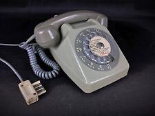 Socotel S63 - Ancien vintage 1975 téléphone rotatif Fonctionne