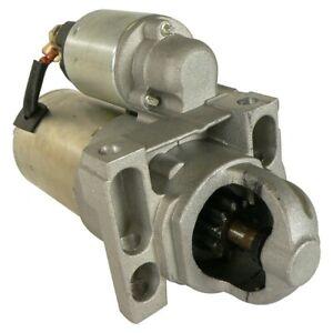 Starter For 6.0L Chevrolet Suburban 2009-2013, Tahoe 2009-2012; SDR0344
