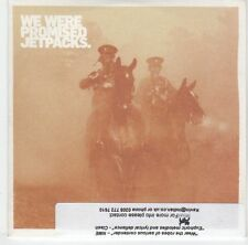 (EL609) We Were Promised Jetpacks, It's Thunder and It's Lightning - 2009 DJ CD
