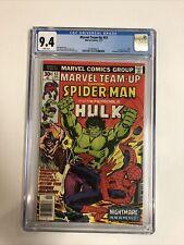 Marvel Team-up (1979) # 53 (CGC 9.4 WP) | 1st App John Byrne X-Men
