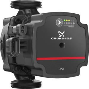 Grundfos UPS3 15-50/65 130 Domestic Heating Circulator Pump 99199622