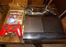 Sony PlayStation 3 (CECH-4001B) 250 GB PS3 Slim Console Bundle