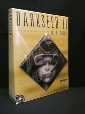 Darkseed II Dark Seed 2 Mac Version NEW TRAPEZOID BIG BOX Museum Quality