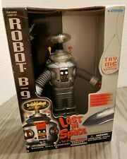 """New listing Lost In Space Rodney Robot B-9 Fig 7"""" Inch Collector's Edition 1998 Vintage New"""