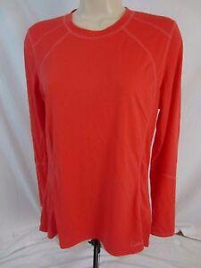 Cabela's DriRelease Casual Light Long Sleeve Top Blouse Shirt Women's M - AA171