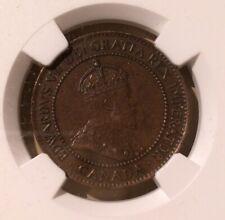1904 CANADA 1 Cent NGC AU 55 BN - Large Cent