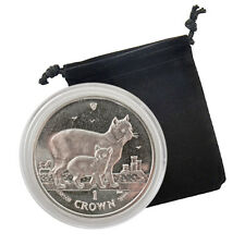 2012 Isle of Man - Manx Cat - Clad Proof Coin