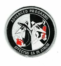 USAF PATCH AIR FORCE 422 TEST SQ AREA 51 W/VELKRO