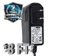 [UL] 8FT AC/DC Power Adapter for Nixie Tube Clock Kit