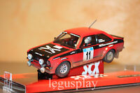 "Slot SCX Scalextric 64700 Ford Escort MKII ""McRAE "" Dirt Effect- New"