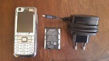 Nokia  Classic 6120c RM-243 - Weiß (Ohne Simlock) Smartphone