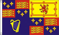 ROYAL STANDARD FLAG 1603-49 1660-89 1702-07 Banner
