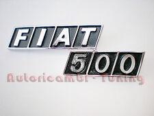 FREGIO POSTERIORE  FIAT 500 F R  IN ZAMA CROMATA