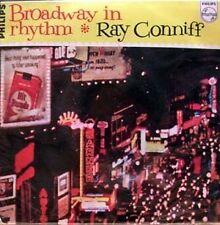 "Ray Conniff - Broadway in rhythm ep 4 tracks 45"""