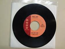 """NEW LIME: Only You 2:26-It's Your Turn To Cry 1:48-U.S. 7""""1966 Boss Records 9915"""