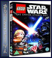 LEGO STAR WARS - THE EMPIRE STRIKES OUT *** BRAND NEW DVD ***