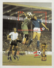 Antigua & Barbuda No. Bl. 60 ** (663 **) Football World Cup 1982 in Spain