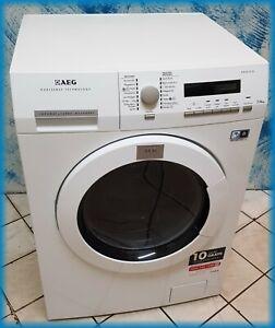 Waschtrockner AEG, Modell: - L75674 NWD - 7,0 kg waschen + 4,0 kg trocknen