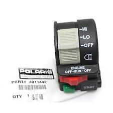 Polaris Polaris Oem Start Light Run Stop Handlebar Kill Switch Predator Outlaw
