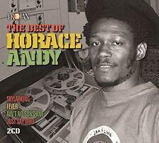 Reggae Best of Horace Andy 2016 Tjcd553 Trojan Digipak 2 X CD Album