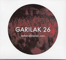Garilak 26 - Adrenalinaren Zain  CD 2016