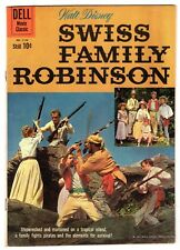 Four Color #1156 Featuring Swiss Family Robinson, Very Fine Condition