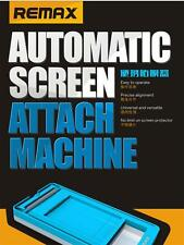 """Automatic Screen Attach Machine..Iphone Samsung Nokia HTC... any phone 5.8"""" less"""