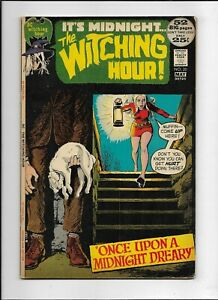 The Witching Hour #20 (1972) FN- 5.5