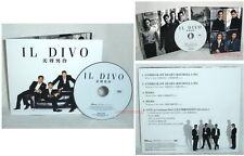 IL DIVO Ancora Live at Gotham Hall Taiwan Ltd Promo DVD