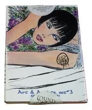 BOX LIMITED SET CARDS GIRL FUMETTI GUIDO CREPAX-VALENTINA-TIRATURA 2500 AL MONDO