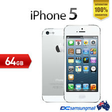 Apple iPhone 5-64GB White USED unlocked Excellent condition Smartphone