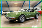 Salem Ohio 1972 Green Corvette