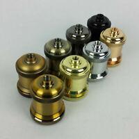 E27 Antique Brass Screw Thread Light Socket Vintage Copper Lamp Holder Supply