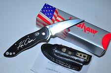 "Kershaw ""Signature"" 1615 Frank Centofante Ken Onion Knife MOP Inlay Date:May 05"
