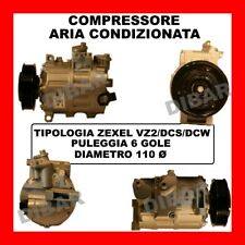 COMPRESSORE AC 13447 VW TOURAN 1.9 TDI DAL 2003 KW77 CV105 CC1896 BKC BLS BXE