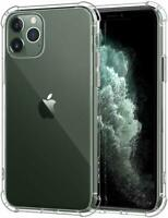 iPhone 11, 11 Pro, 11 Pro Max Case MoKo Liquid Crystal Clear TPU Protector Cover