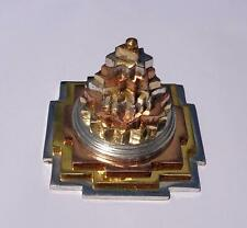 Energized Sri Meru Yantra Blessed - Shree Yantra Large Great Gift for Ceremony