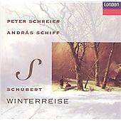 Franz Schubert - Winterreise : Peter Schreier, Andras Schiff  (Decca CD 1994)