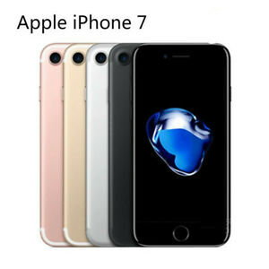 Original Apple iPhone 7 128GB Quad Core 4G LTE Fingerprint Touch ID Smartphone