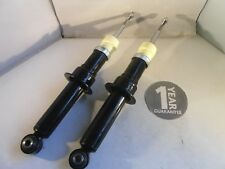 Jaguar S-Type Rear Shock Absorbers Damper x 2 PAIR 1999 to 2007