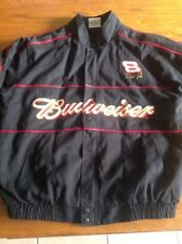 Winners Circle Dale Earnhardt Jr Budweiser Jacket Size Mens xL Excellent Conditi