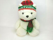 Vintage Dayton Hudson 1986 Stuffed Plush Santa Bear