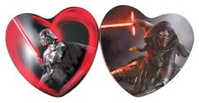 Star Wars the Force Awakens Kylo Ren and Darth Vader Valentine Tins w Chocolates