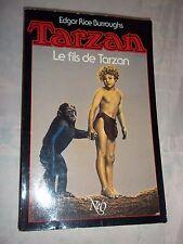 """LE FILS DE TARZAN"" E. R. BURROUGHS (1987) L INTEGRALE - 4"